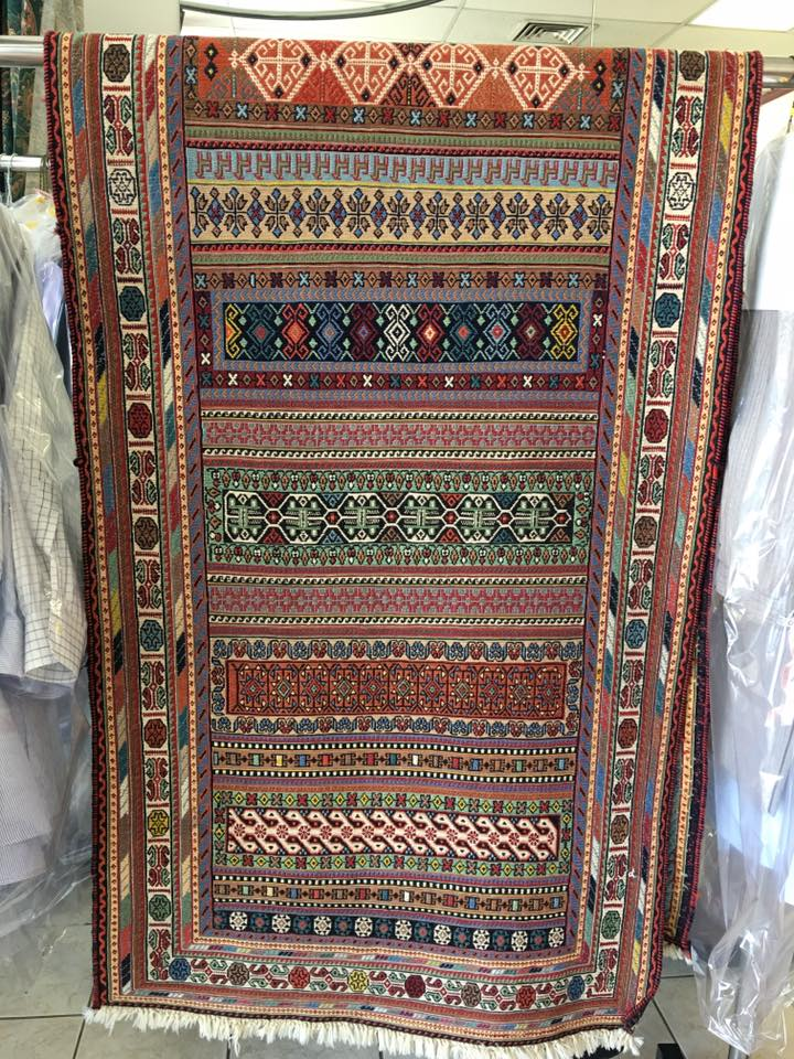 Rug Cleaning at Clean All